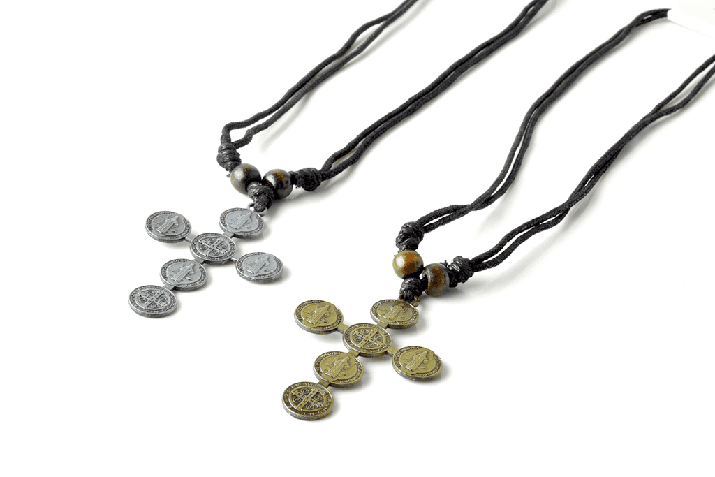 Saint Medals Necklace, JEWELRY