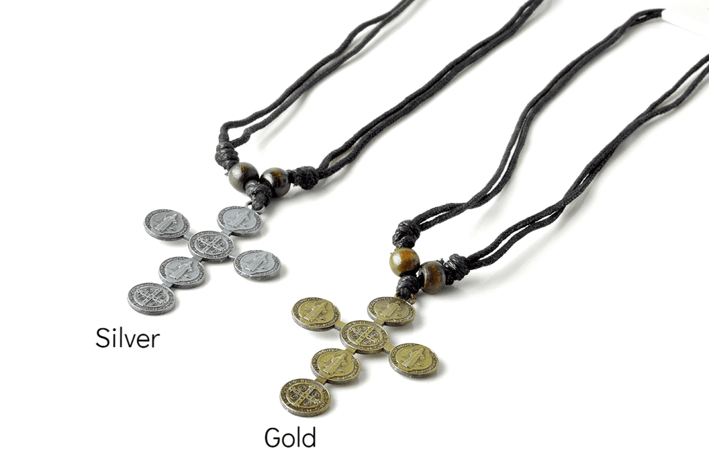 Saint Medals Necklace- 2 Styles