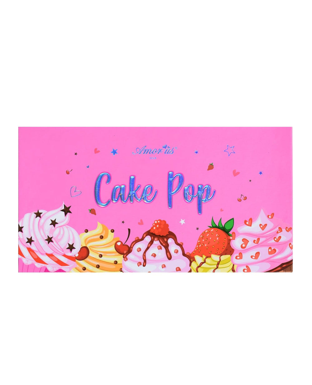 Amor Us Cake Pop Glitter and Eyeshadow Palette
