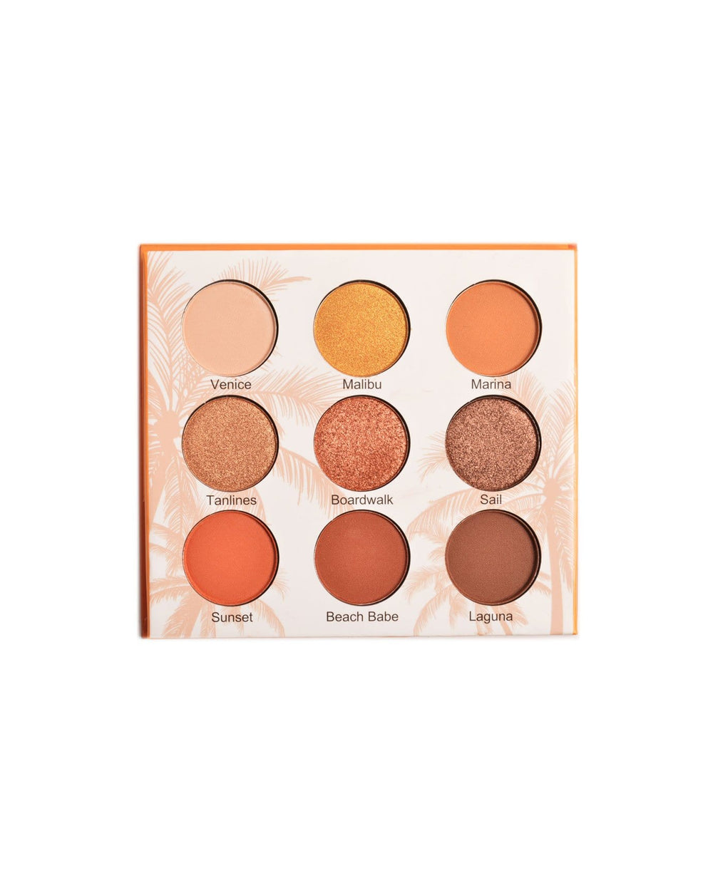 Beauty Creations- Cali Chic Eyeshadow Palette