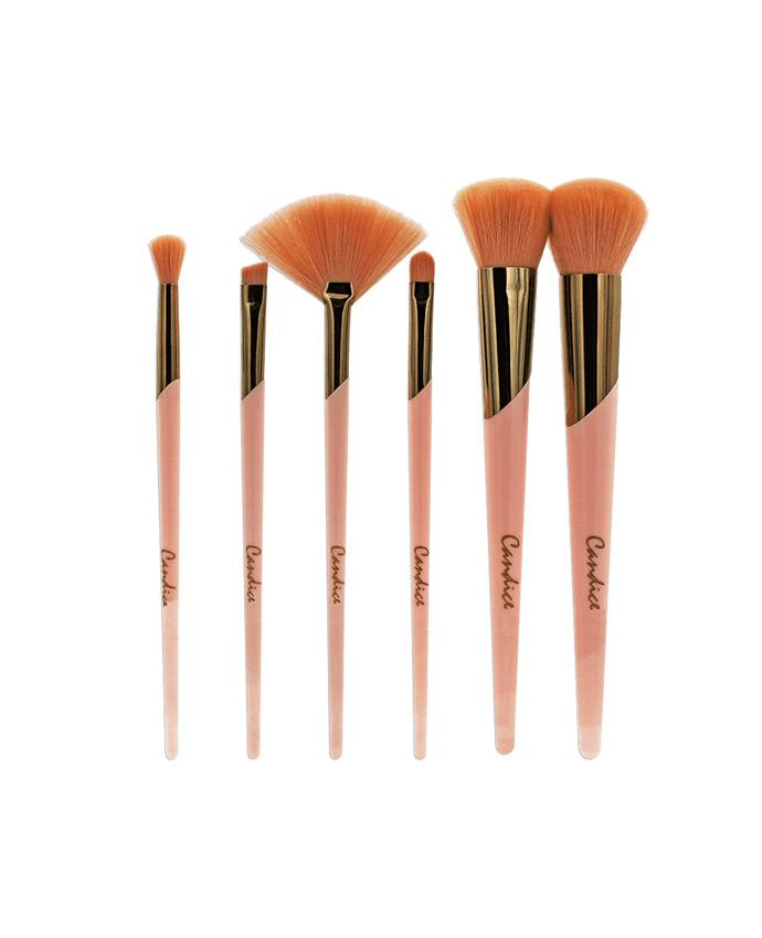 Candice Peachy - 6 Piece Brush Set, BEAUTY TOOLS
