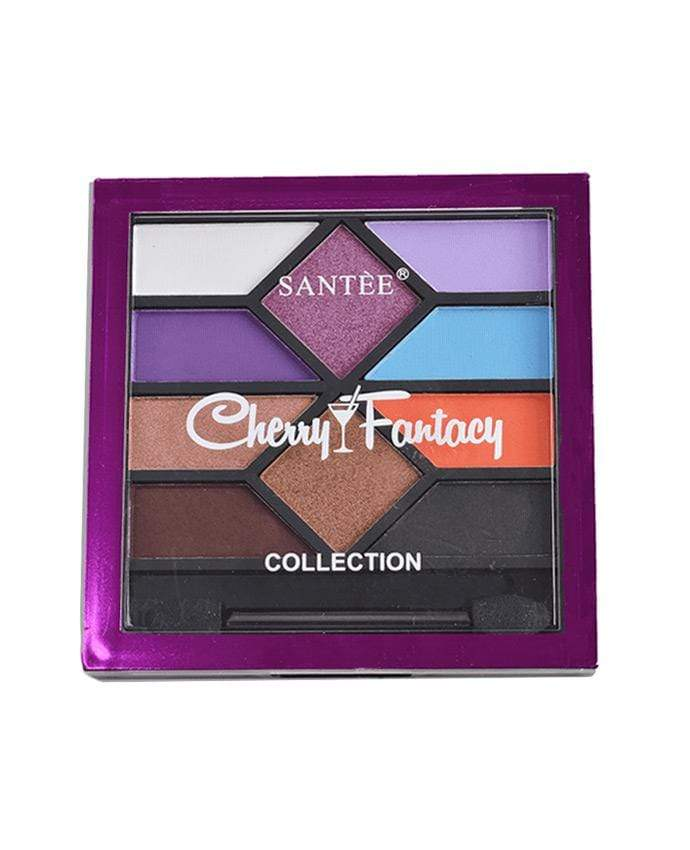 Santee Cherry Fantacy Eyeshadow Palette, COSMETIC