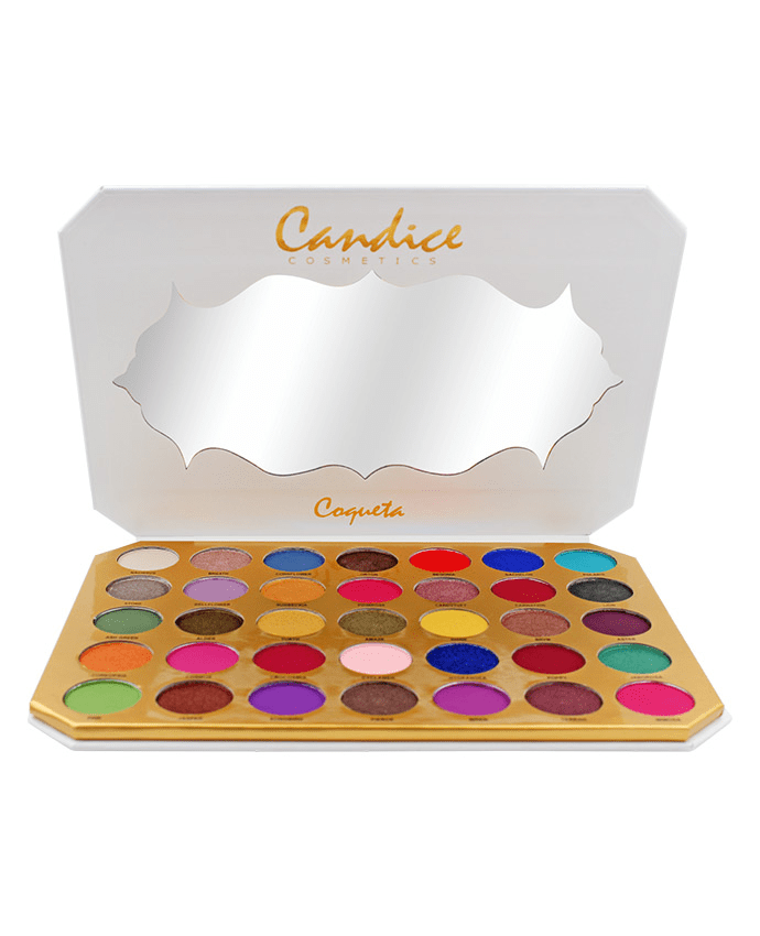 Candice Be Coqueta - Eyeshadow Palette, COSMETIC