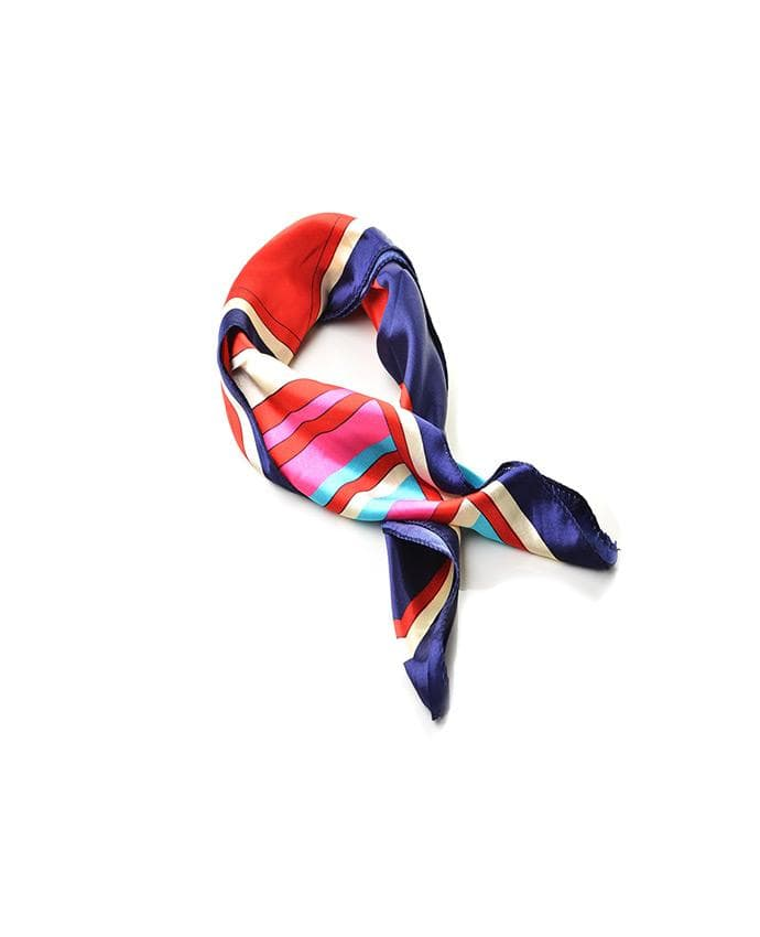 Spring Abstract Bandana - Multi Use Accessory