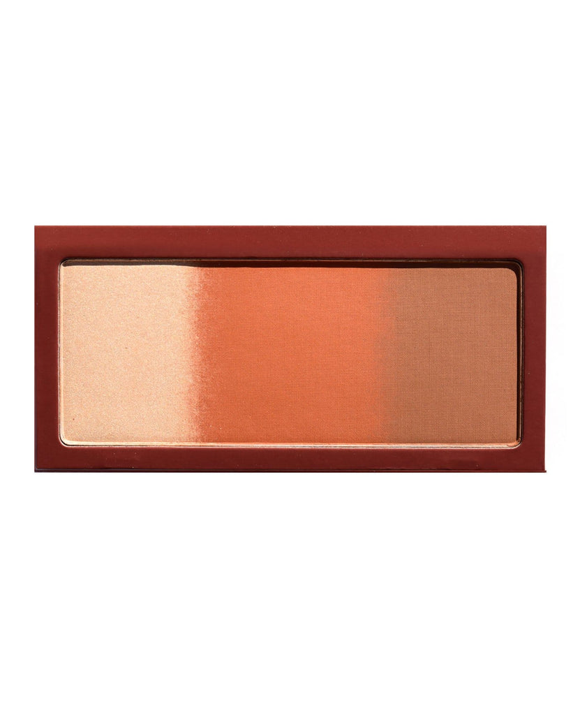 Kara Beauty Honey Bronze Ombre Cheek Palette