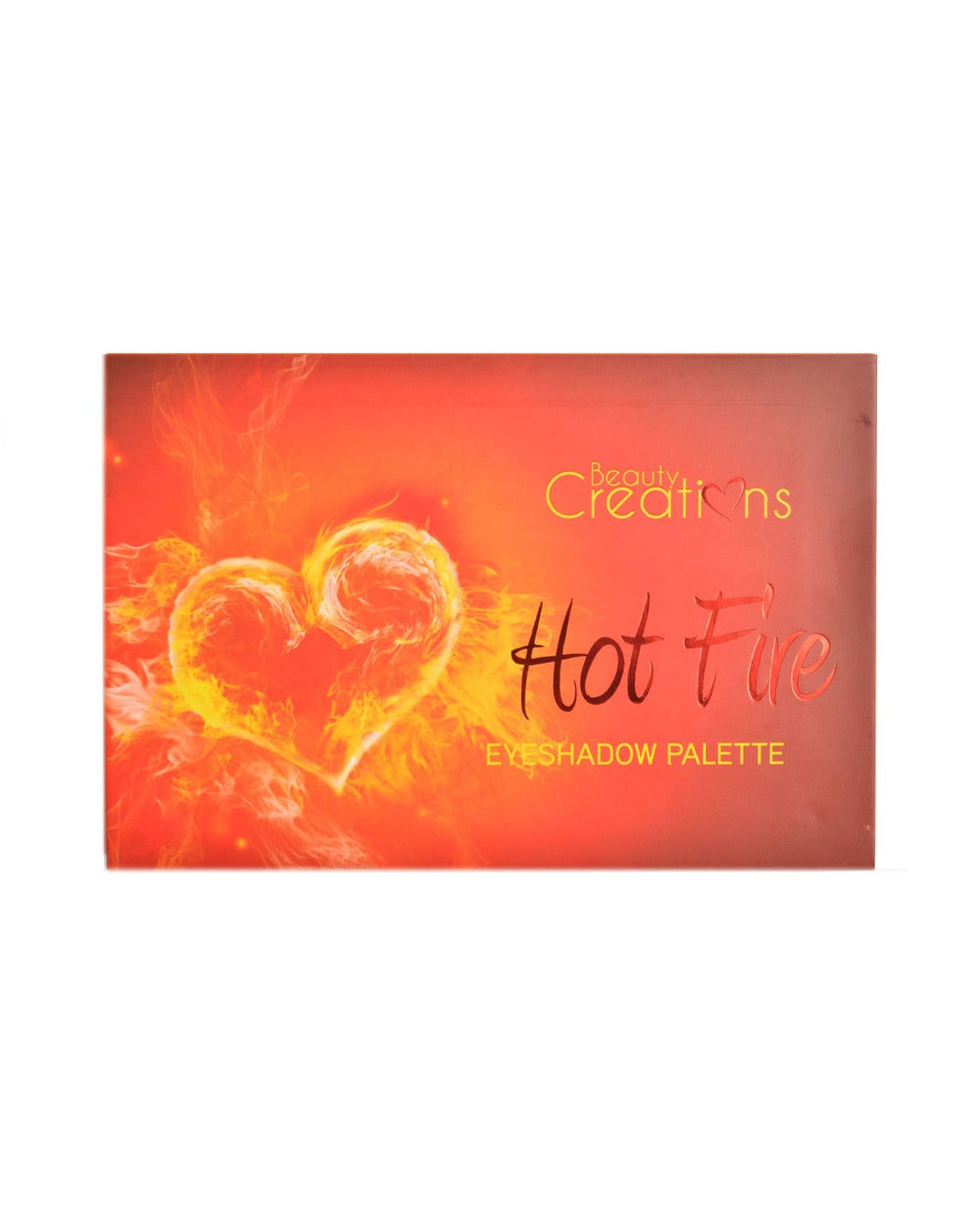 Beauty Creations Hot Fire - Eyeshadow Palette