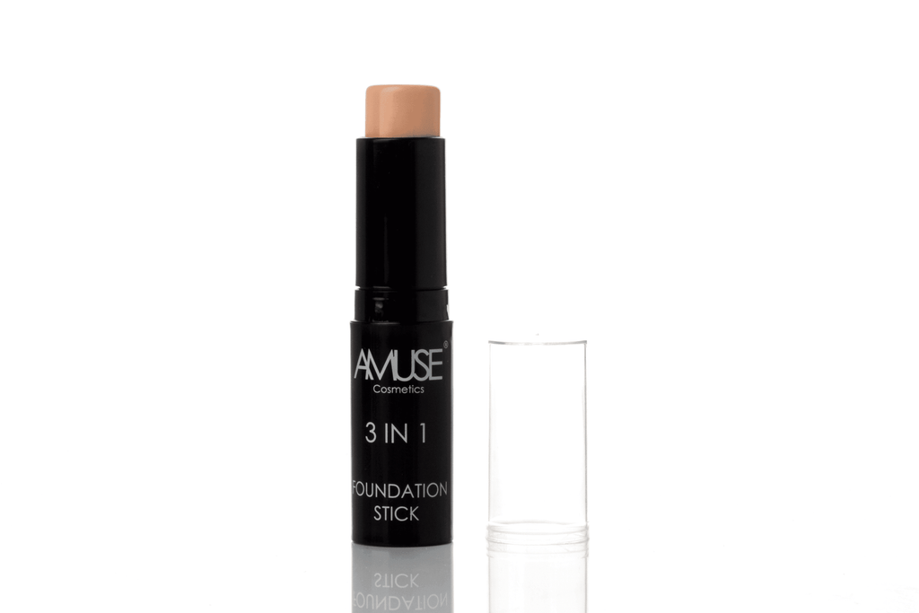 Amuse 3 in 1 Foundation Stick, COSMETIC,  JB & EVES,  JB & EVES