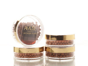 Amuse Radiant Bronzer Pearls, COSMETIC, JEWELRY BOX,  JB & EVES