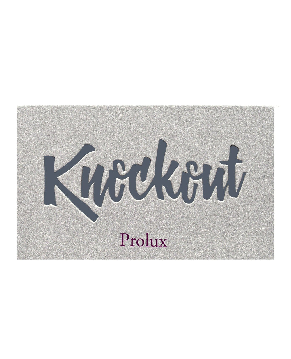 Prolux Knockout Eyeshadow Palette