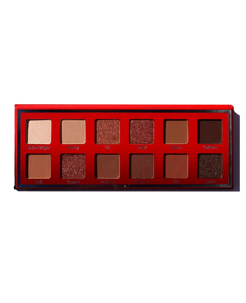 Trend Beauty Luminosity Eyeshadow Palette