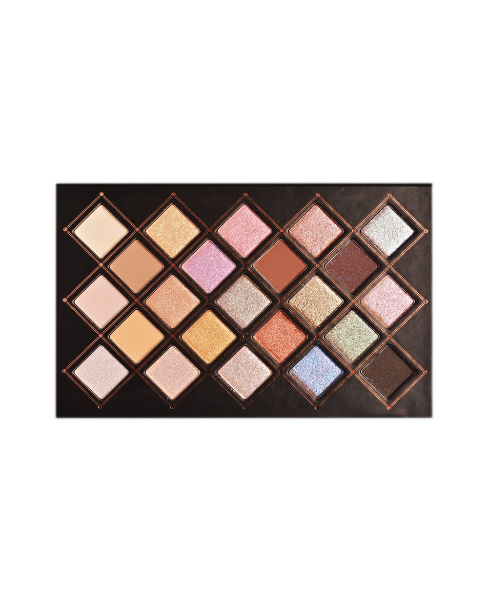 Okalan Natural Earth Eyeshadow Palette