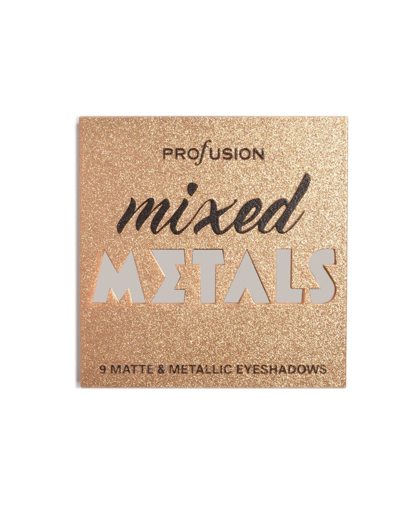 Profusion Mixed Metals- Nude Eyeshadow Palette
