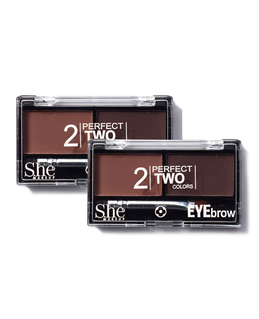 S.he 2 Perfect Eyebrow Palette