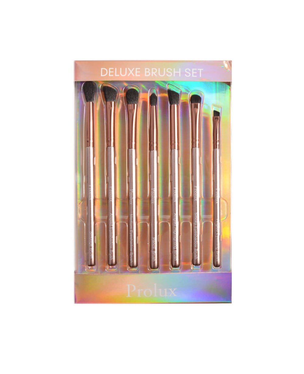 Prolux Deluxe Brush Set