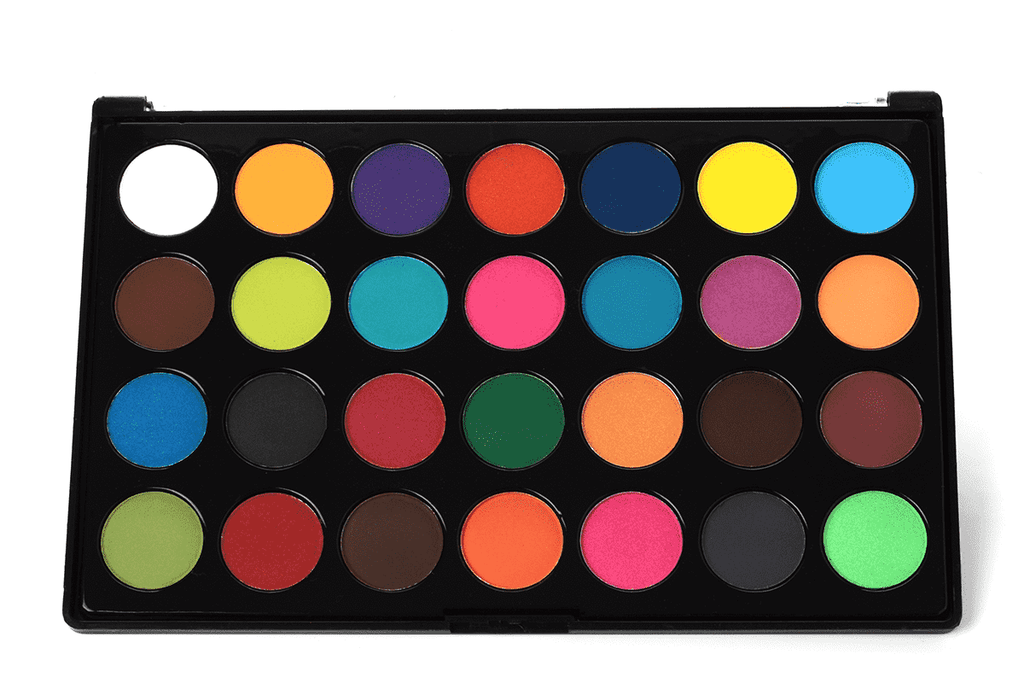 Starry 28 Color Matte Eyeshadow Palette - B
