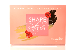 Amor Us Shape & Retouch 6 Shade Corrector & Contour Kit, COSMETIC,  JB & EVES,  JB & EVES