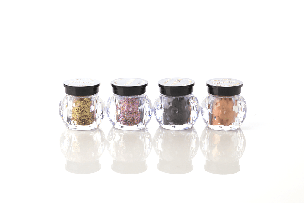 Princessa Color Bomb Loose Eyeshadow Pigment -  12 Shades