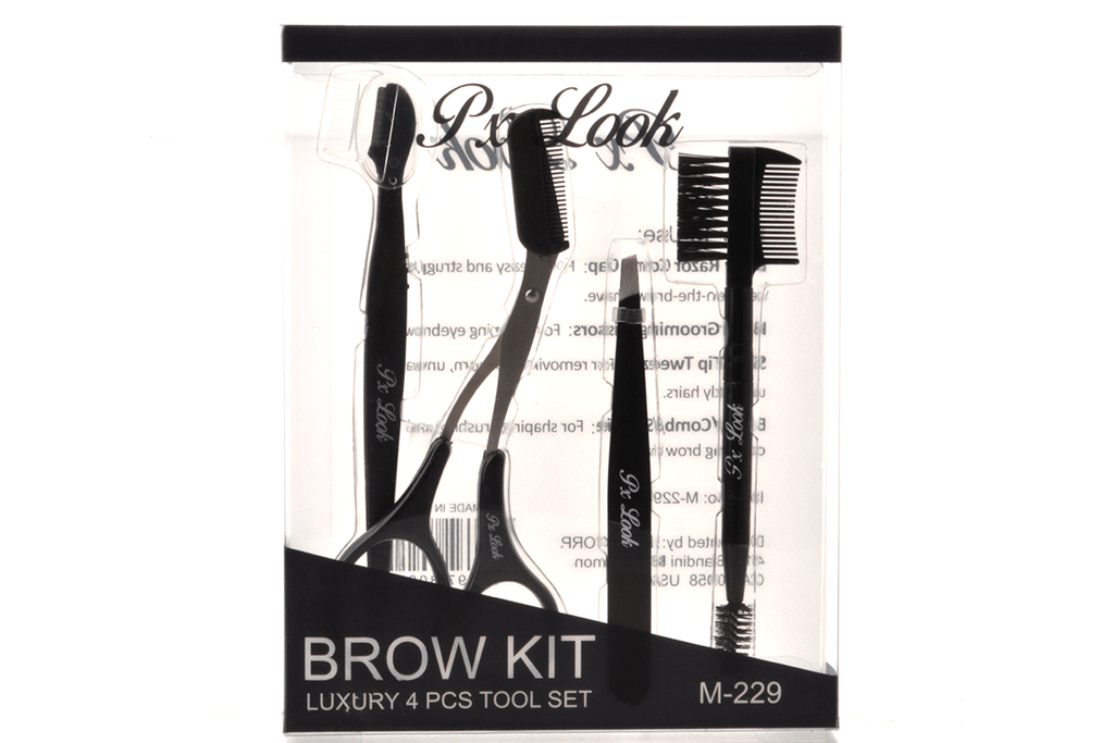 Px Look Brow Kit, BEAUTY TOOLS