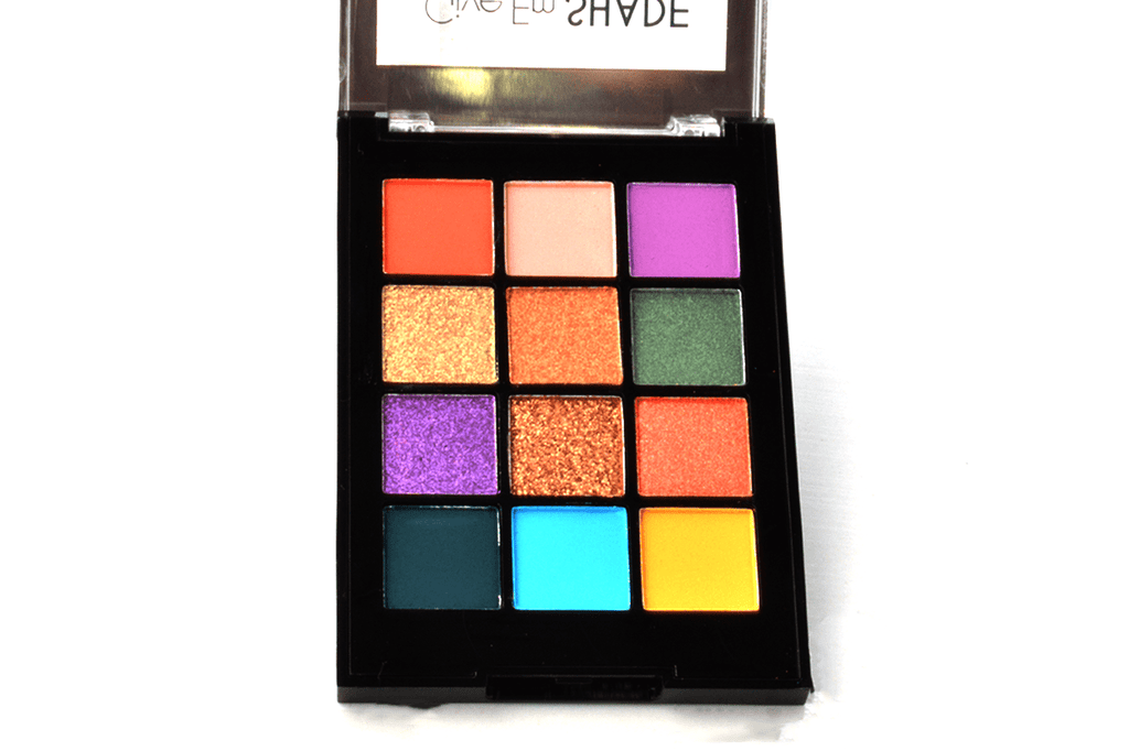 KleanColor Give Em Shade Eyeshadow Palette - 4 Styles