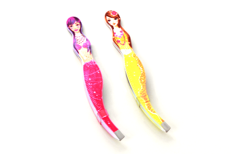 Profusion Mermaid Eyebrow Tweezers - 6 Styles