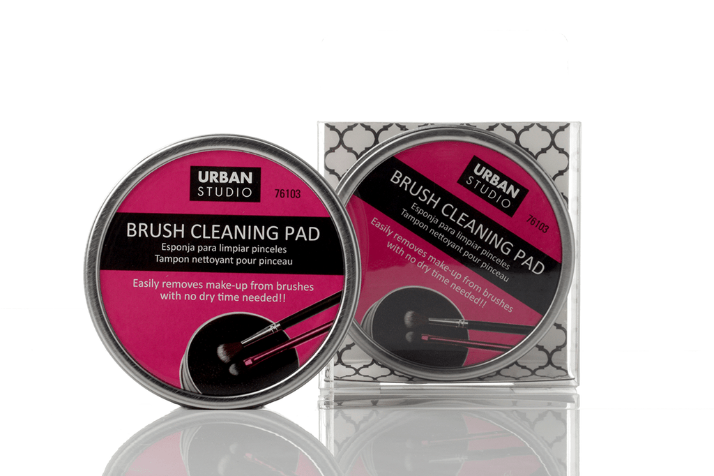Urban Studio Brush Cleaning Pad
