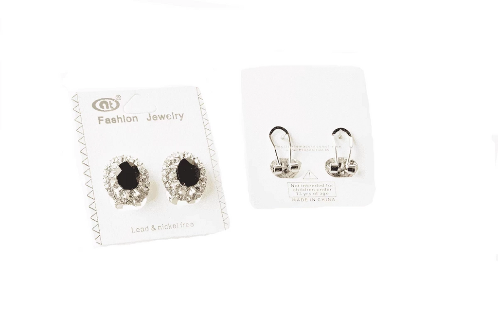 Elegance Stud Earrings - 2 Styles