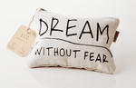 Eco By Love of Fashion - Dream Without Fear Cosmetic Bag
