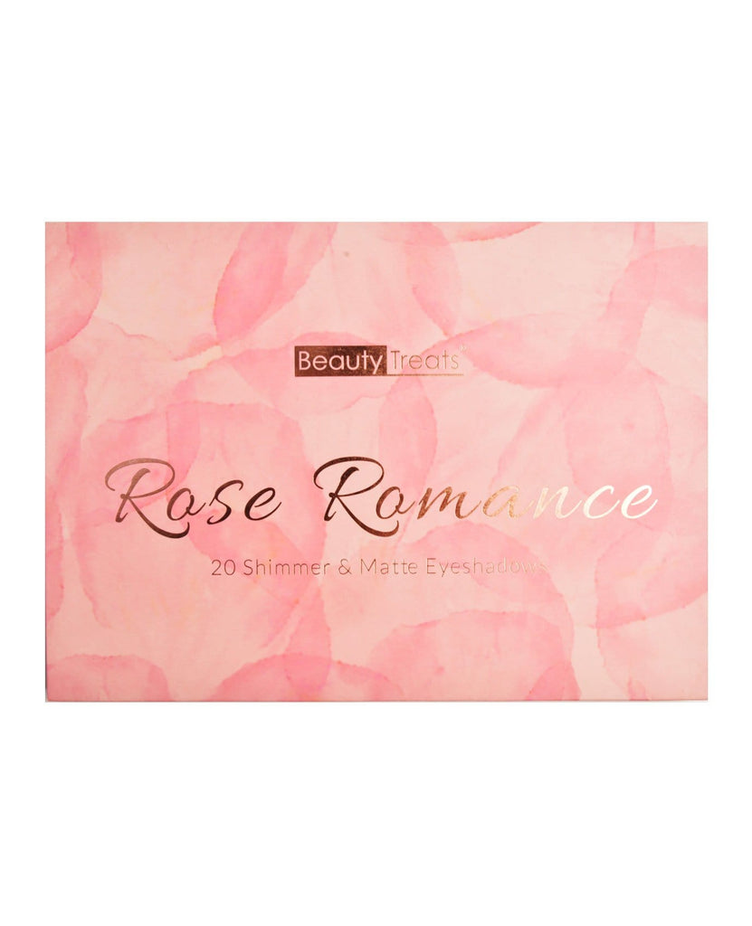 Beauty Treats Rose Romance - Eyeshadow Palette