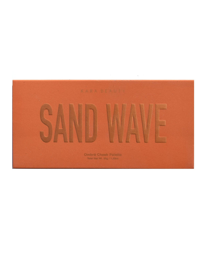 Kara Beauty Sand Wave Ombre Cheek Palette