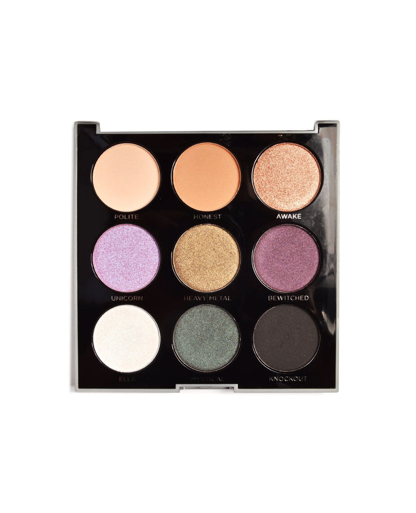 Profusion Mixed Metals-Smoky Eyeshadow Palette