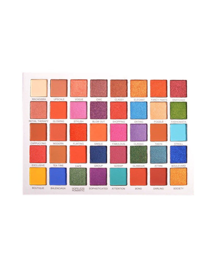 Prolux Talk To Me - 40 Shade Eyeshadow Palette