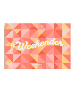 Kara Beauty Weekender Shadow Palette, COSMETIC