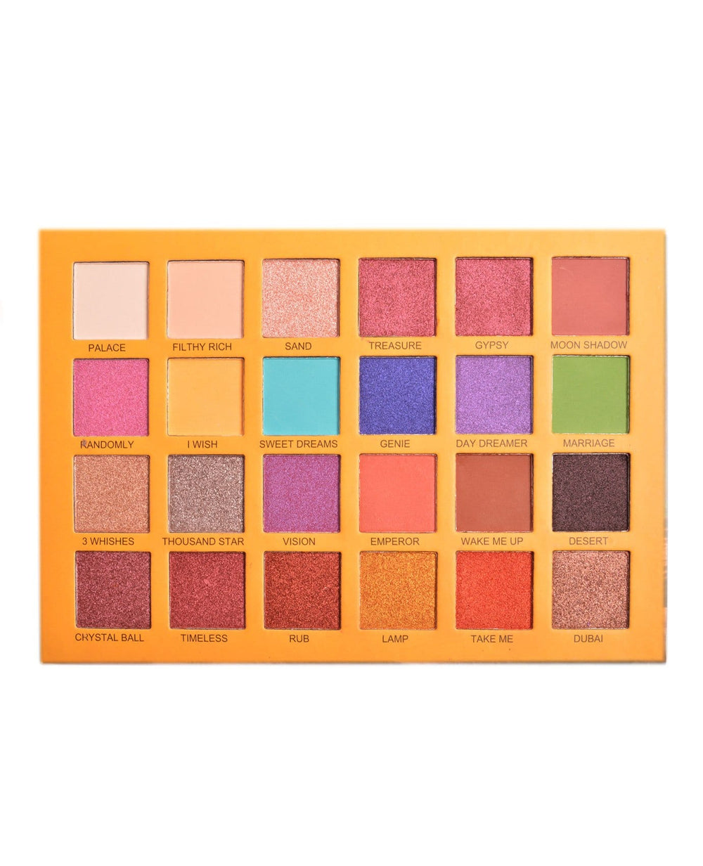 Prolux Wish Upon Eyeshadow Palette