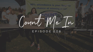 Count Me In! // BTW 006