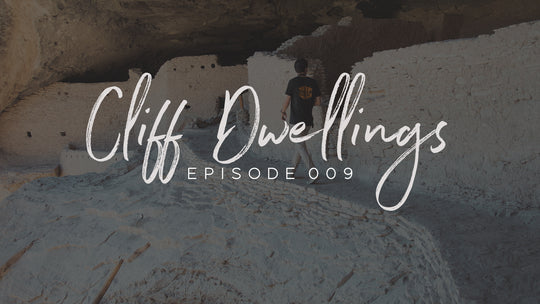 Gila Cliff Dwellings // BTW 009