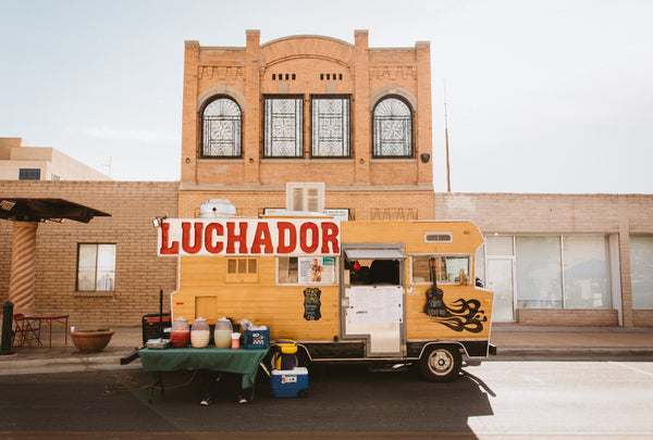 Food Truck Fridays - Luchador Food Truck
