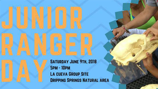 Junior Ranger Day + Organ Mountain Outfitters