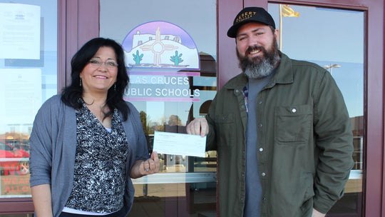 Organ Mountain Pays Off $35,000 Lunch Debt