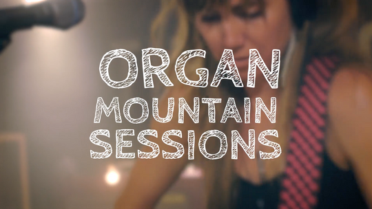 Organ Mountain Sessions | Tiffany Christopher + Scat