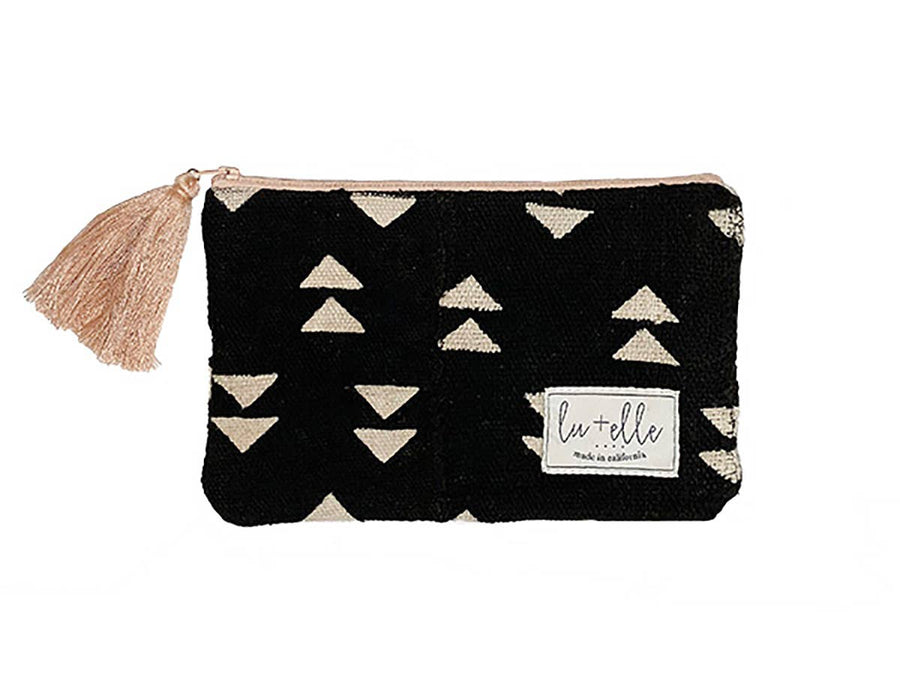 Lu & Elle - Multi Arrow_black Pouch - Organ Mountain Outfitters