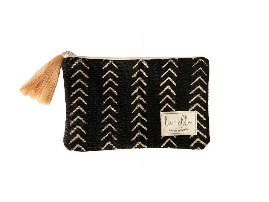 Lu & Elle - Joshua Tree_black Pouch - Organ Mountain Outfitters