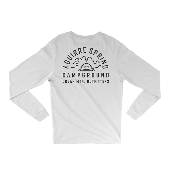 Aguirre Spring Campground - Long Sleeve T-Shirt