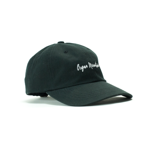 Dad Cap - Organ Mountain Script