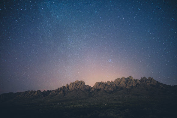 Photography: Baylor Canyon Nights