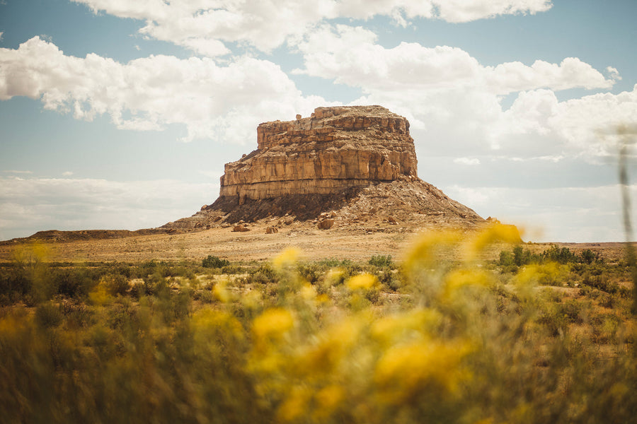Photography: Fajada Butte - Organ Mountain Outfitters