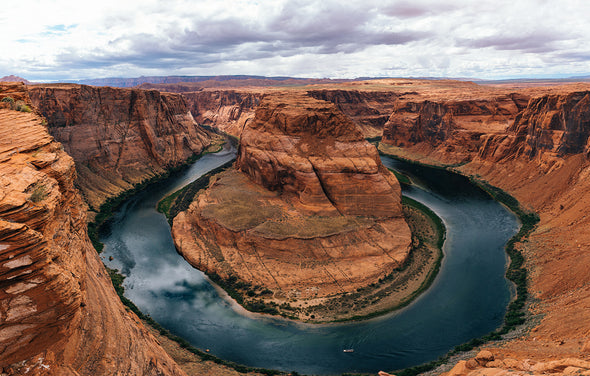 Photography: Horseshoe Bend - Organ Mountain Outfitters