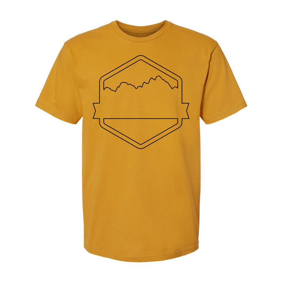 Logo Stroke Tee - Organ Mountain Outfitters
