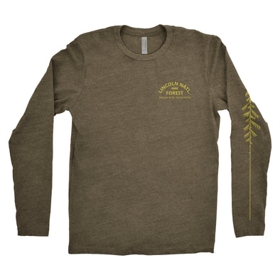 Lincold Natl. Forest Long Sleeve