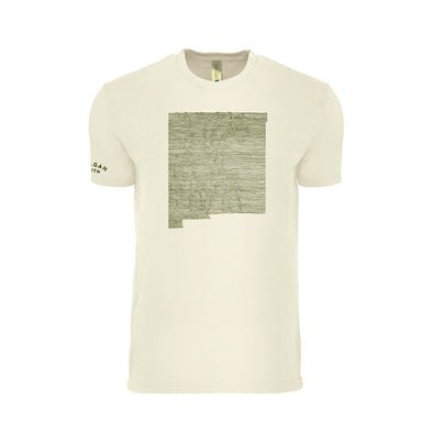 NM Mountain Range Eco Tee