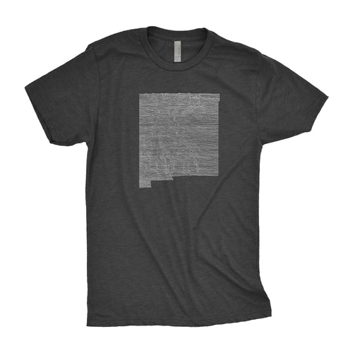 Youth T-Shirt - New Mexico Mountain Range